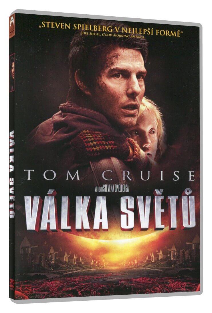 Válka světů (2005) (DVD)
