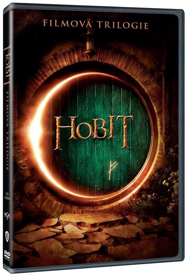 Hobit kolekce 1-3 (3 DVD)