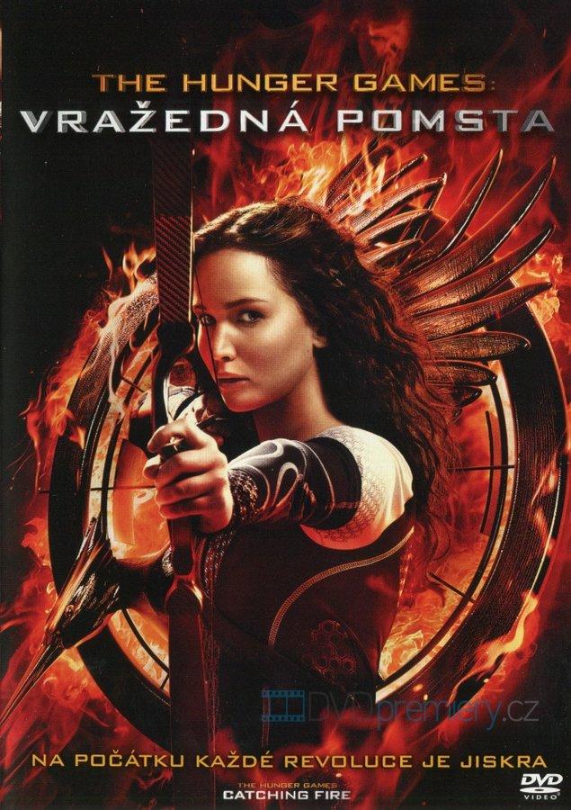 535ca6aee Hunger Games kolekce 1-4 (4xDVD)   DVD-PREMIERY.CZ