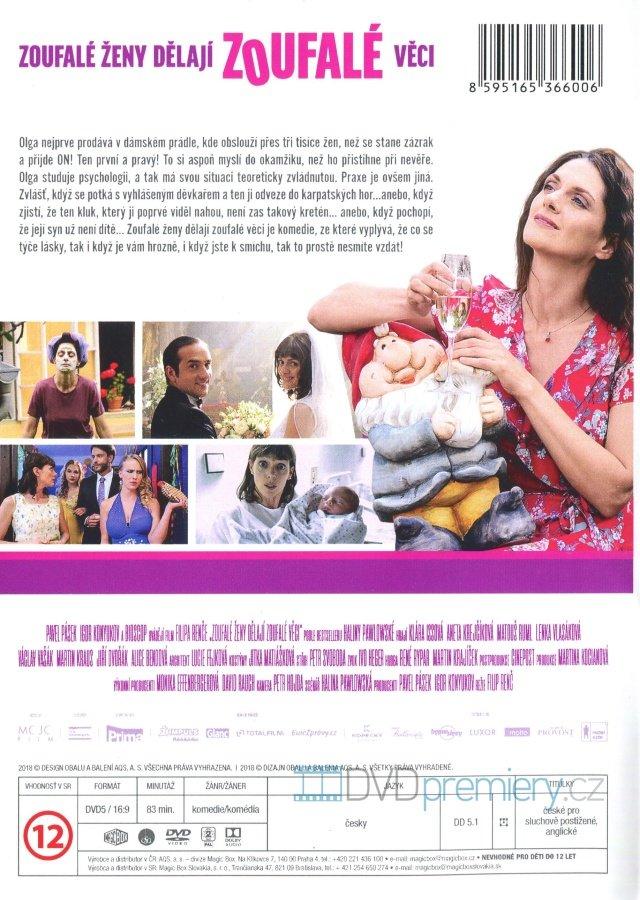 c1edbc909be ... Zoufalé ženy dělají zoufalé věci (DVD)