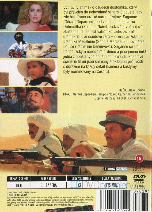 Pevnost Saganne (DVD)