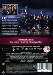 Harry Potter a kámen mudrců - 1xDVD