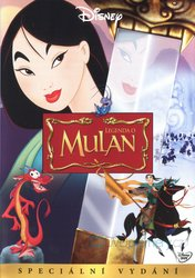 Legenda o Mulan (DVD)