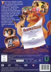 Garfield ve filmu (2 DVD)