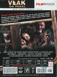Vlak do pekel (DVD)