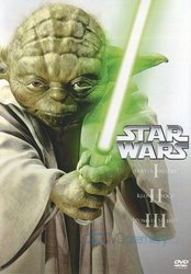 Star Wars - Prequel trilogie (1-3) (3 DVD)