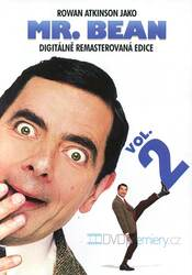 Mr. Bean 2 (DVD) - remasterováno