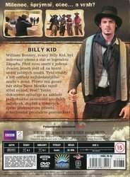 Legendy divokého západu - DVD 2 - Billy Kid - BBC