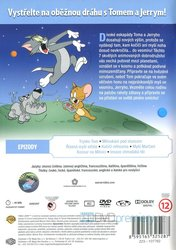 Tom a Jerry ve vesmíru (DVD)