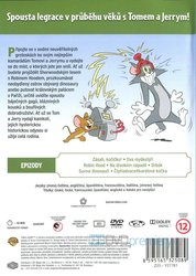 Tom a Jerry: Stroj času (DVD)