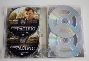 The Pacific (6 DVD) - seriál