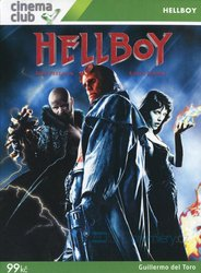 Hellboy (DVD) - edice Cinema Club