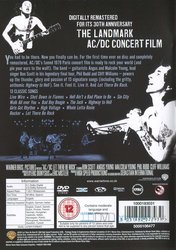 AC/DC: Let there be Rock (DVD) - DOVOZ