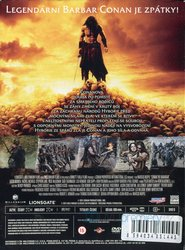 Barbar Conan (2011) (DVD)