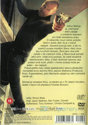 Mechanik zabiják (Jason Statham) (DVD)
