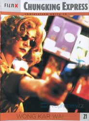Chungking express (DVD) - edice Film X