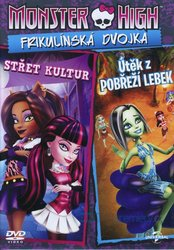 Monster High: Frikulínská dvojka (DVD)