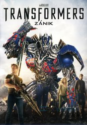 Transformers 4: Zánik (DVD)