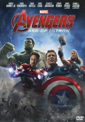 Avengers 2: Age of Ultron (DVD)