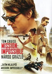 Mission: Impossible 5 - Národ grázlů (DVD)