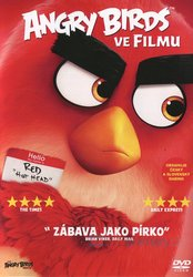 Angry Birds ve filmu (DVD) - edice Big Face