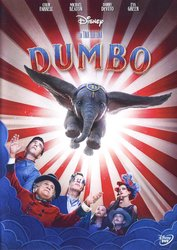 Dumbo (2019) (DVD) - hraný film