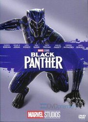 Black Panther (DVD) - edice MARVEL 10 let
