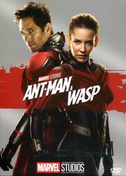 Ant-Man 2: Ant-Man a Wasp (DVD) - edice MARVEL 10 let
