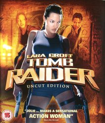 Lara Croft: Tomb Raider (BLU-RAY) - DOVOZ