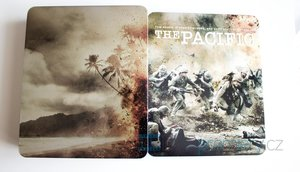 The Pacific (6 BLU-RAY) - seriál - STEELBOOK