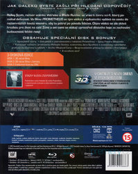 Prometheus 2D + 3D (3xBLU-RAY)