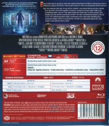 Iron Man 3 (3D+2D) (2 BLU-RAY)