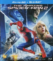 Amazing Spider-Man 2 (2D+3D) (2 BLU-RAY)