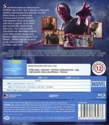 Avengers 2: Age of Ultron (BLU-RAY)