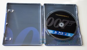 Thunderball (BLU-RAY) - STEELBOOK