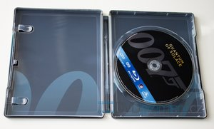Quantum of Solace (BLU-RAY) - STEELBOOK