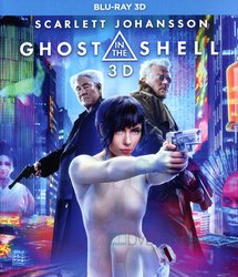 Ghost in the Shell (3D BLU-RAY)