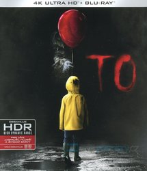 To (2017) (4K ULTRA HD+BLU-RAY) (2 BLU-RAY)