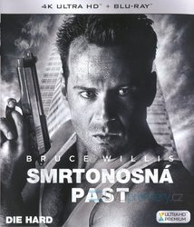 Smrtonosná past (4K ULTRA HD+BLU-RAY) (2 BLU-RAY)