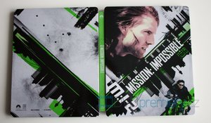 Mission: Impossible 2 (4K ULTRA HD+BLU-RAY) (2 BLU-RAY) - STEELBOOK