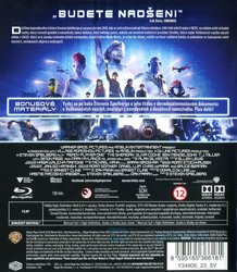 Ready Player One: Hra začíná (BLU-RAY)