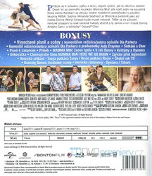 Mamma Mia! 2: Here We Go Again (BLU-RAY)