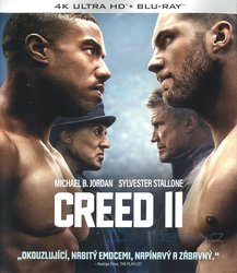 Creed 2 (4K ULTRA HD+BLU-RAY) (2 BLU-RAY)