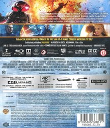 Aquaman (4K ULTRA HD+BLU-RAY) (2 BLU-RAY)