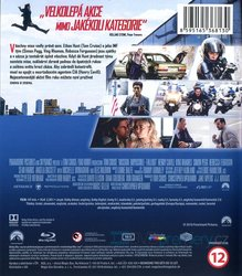 Mission: Impossible 6: Fallout (BLU-RAY)