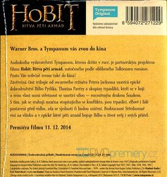 Hobit (2 MP3-CD) - audiokniha
