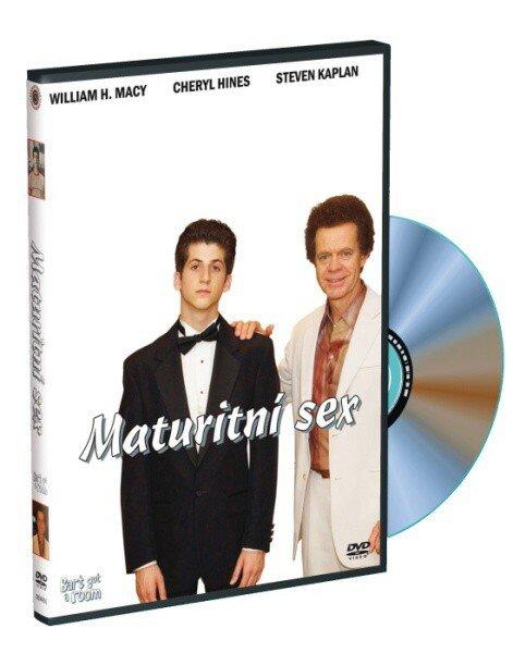 Maturitní sex (DVD)