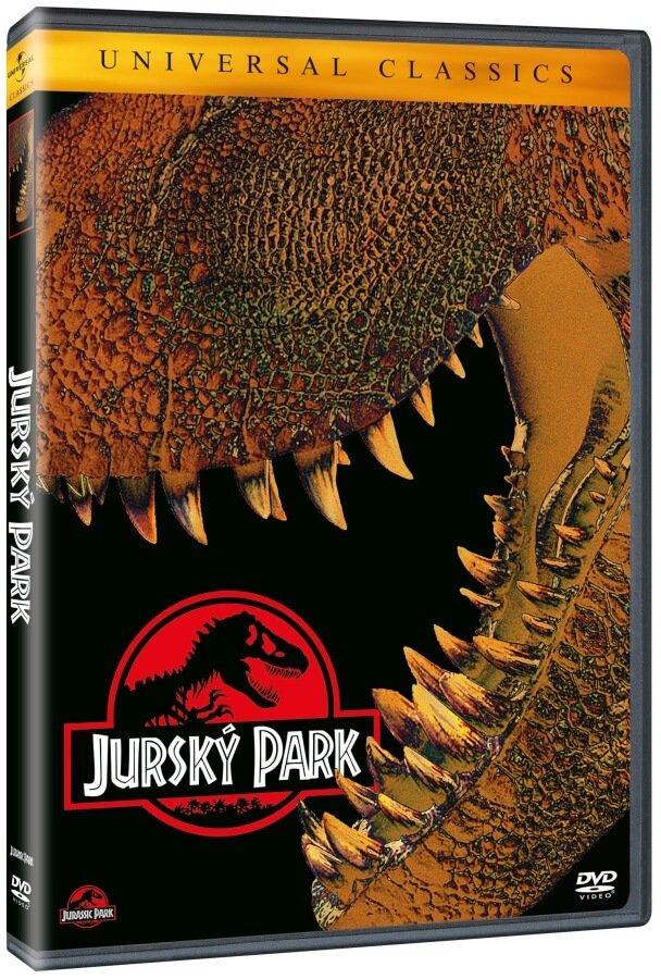 Jurský park (DVD) - edice Universal Classics