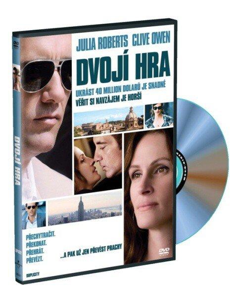 Dvojí hra (DVD)