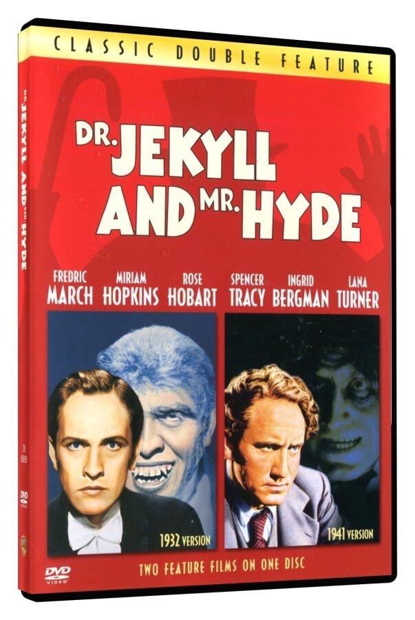 Dr. Jekyll a pan Hyde 1931 & 1941 (DVD) (pouze s českými titulky) - edice hororová klasika